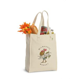Recycled Cotton Market Bag